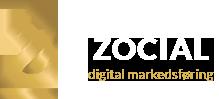Zocial digital markedsføring logo